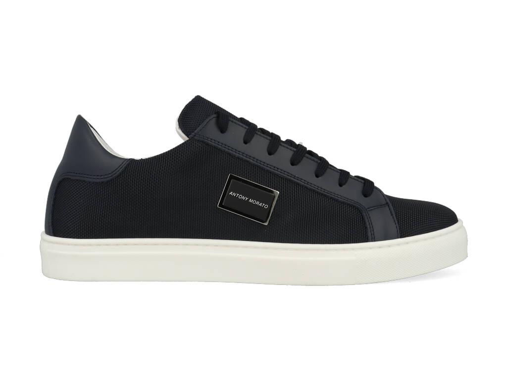 Antony Morato Sneakers MMFW01275-LE500019 Blauw-41 maat 41