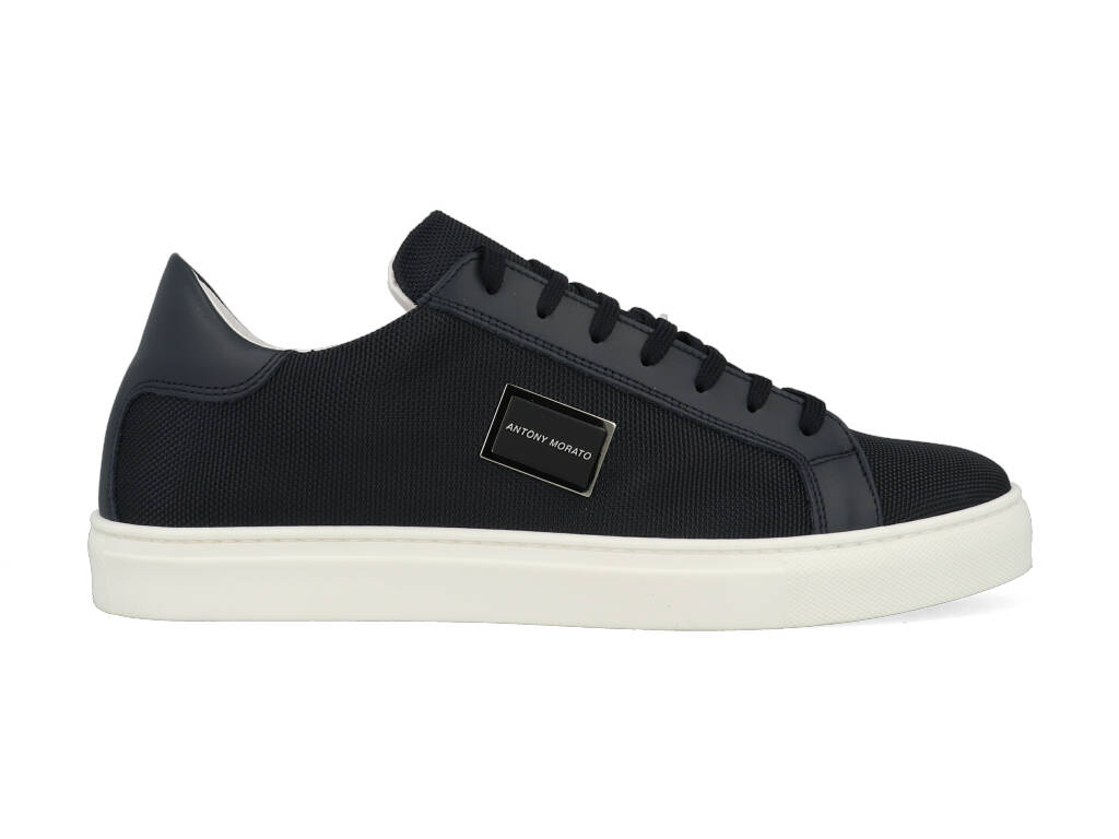 Antony Morato Sneakers MMFW01275-LE500019 Blauw-40 maat 40