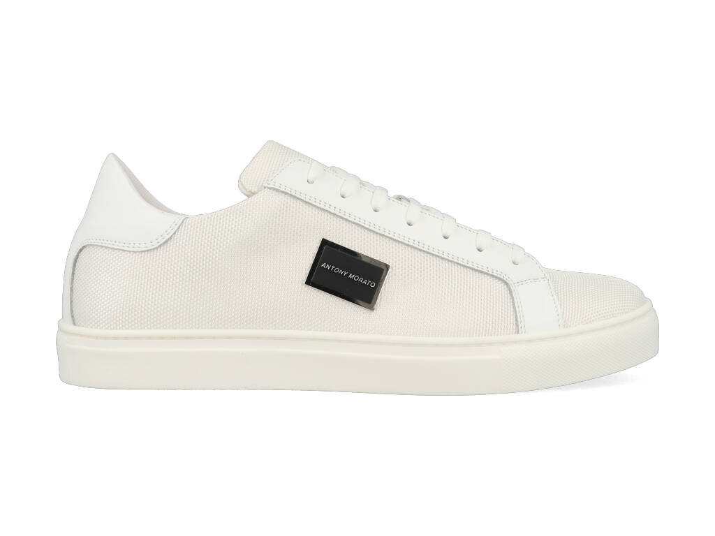 Antony Morato Sneakers MMFW01275-LE500019 Wit maat