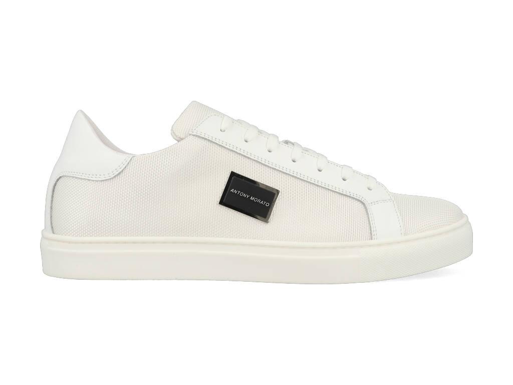 Antony Morato Sneakers MMFW01275-LE500019 Wit-44 maat 44