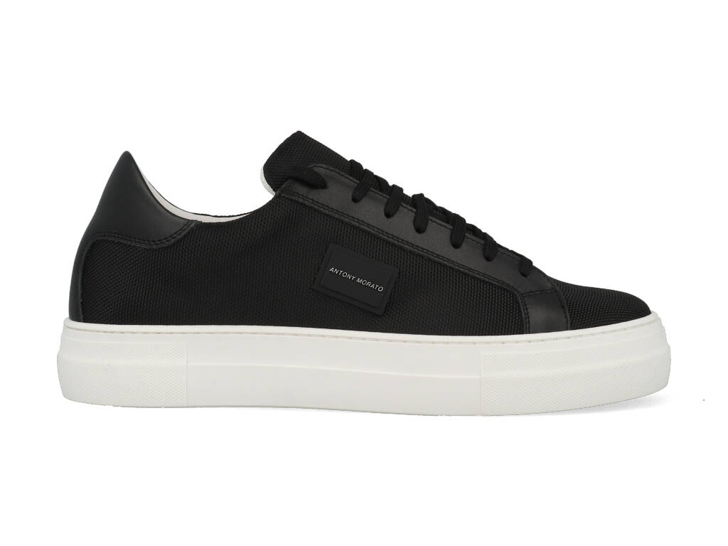 Antony Morato Sneakers MMFW01276-LE500019 Zwart-45 maat 45