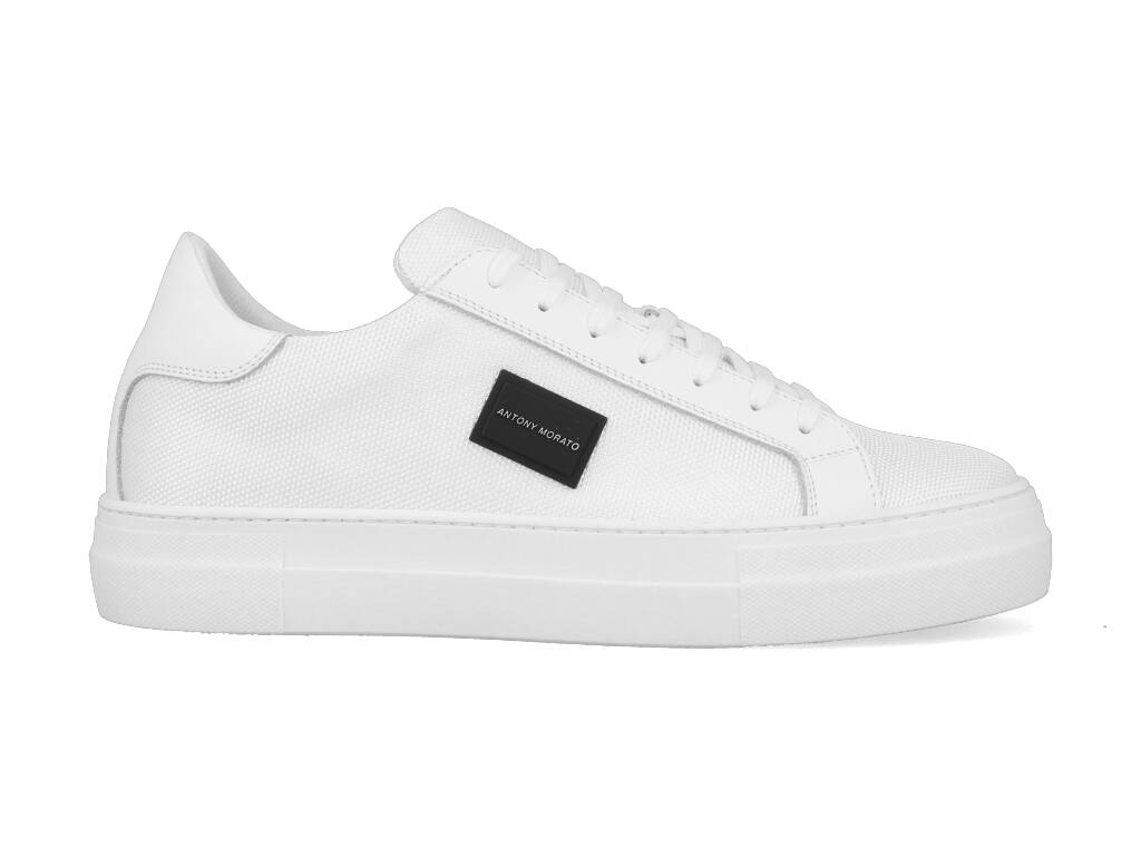 Antony Morato Sneakers MMFW01276-LE500019 Wit maat