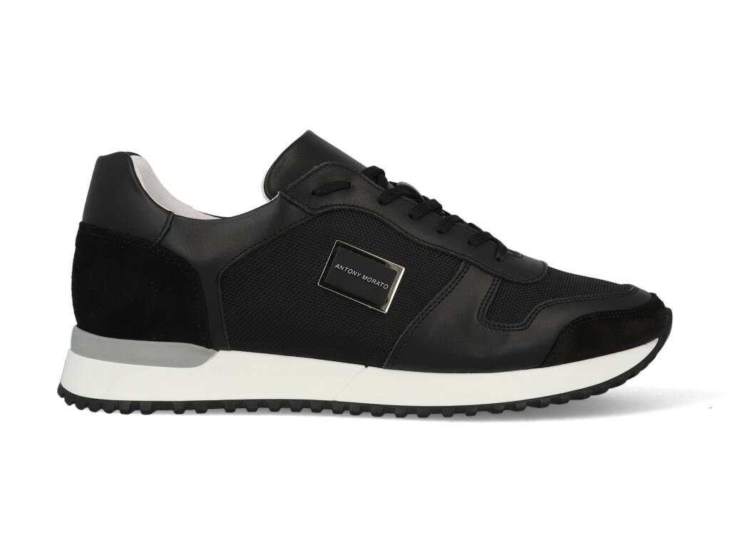 Antony Morato Sneakers MMFW01278-LE500019 Zwart maat