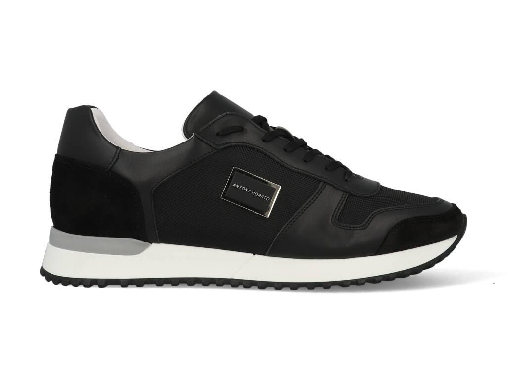 Antony Morato Sneakers MMFW01278-LE500019 Zwart-42 maat 42