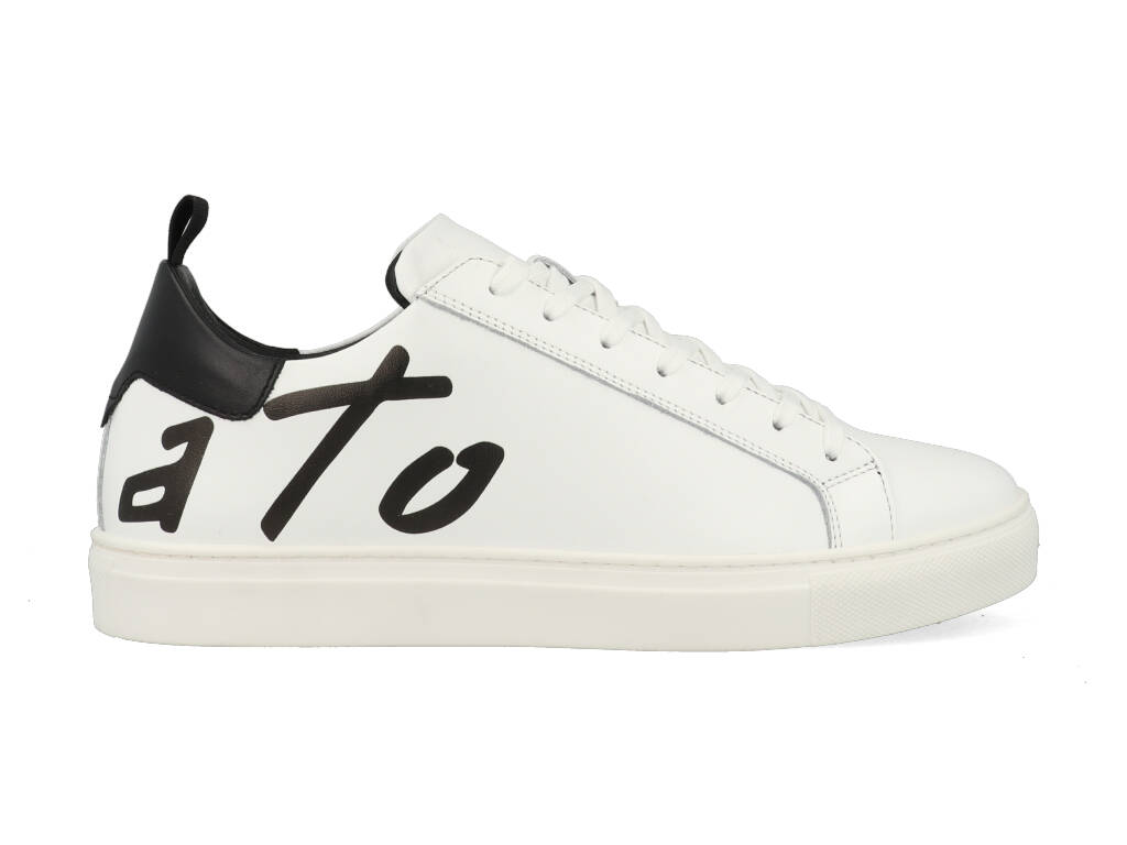 Antony Morato Sneakers MMFW01292-LE300001 Wit-43 maat 43