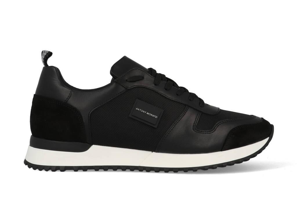 Antony Morato Sneakers MMFW01310-LE500019 Zwart-42 maat 42
