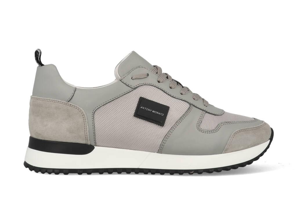 Antony Morato Sneakers MMFW01310-LE500019 Grijs-43 maat 43