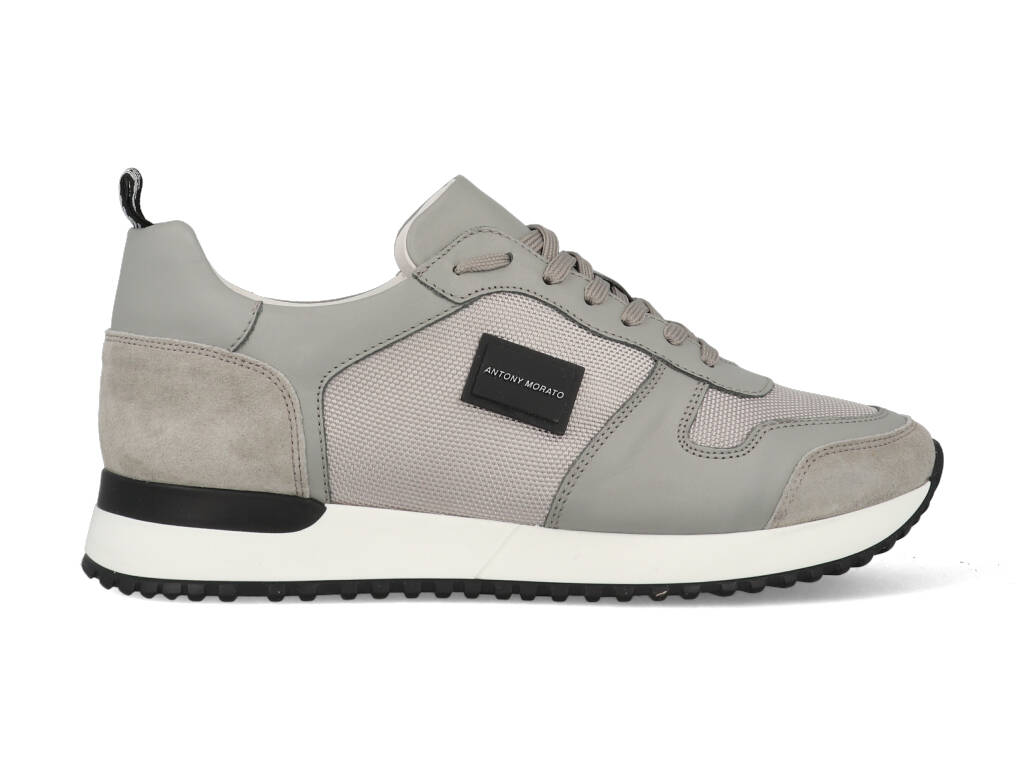Antony Morato Sneakers MMFW01310-LE500019 Grijs-45 maat 45