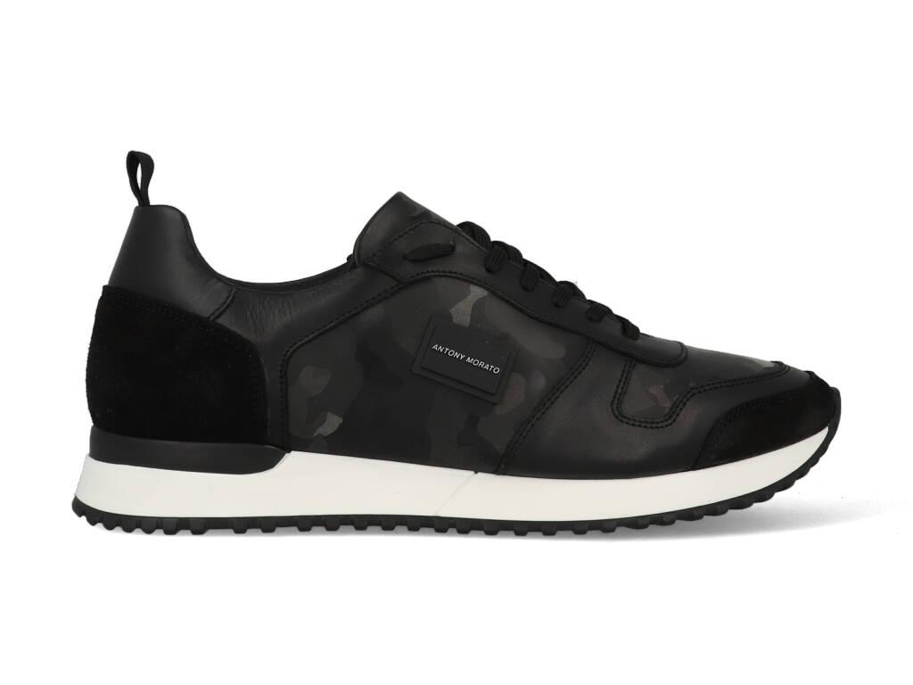Antony Morato Sneakers MMFW01330-FA210050 Zwart-43 maat 43