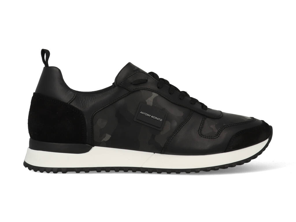 Antony Morato Sneakers MMFW01330-FA210050 Zwart-44 maat 44