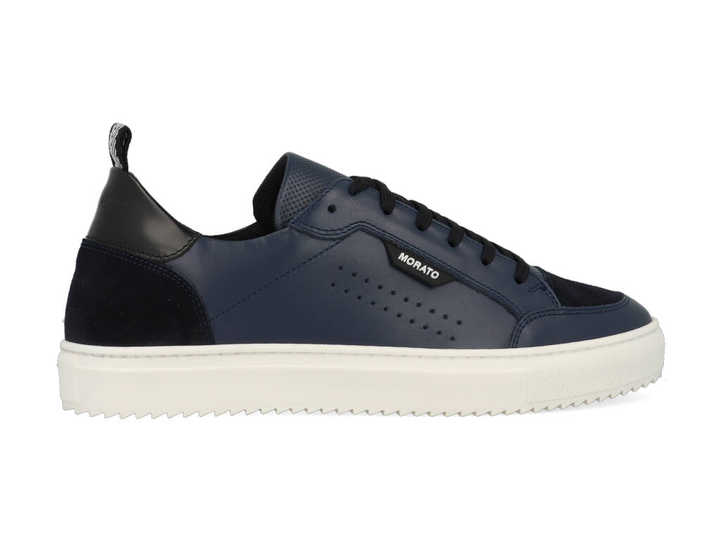 Antony Morato Sneakers MMFW01336-LE300001 Donker Blauw-41 maat 41