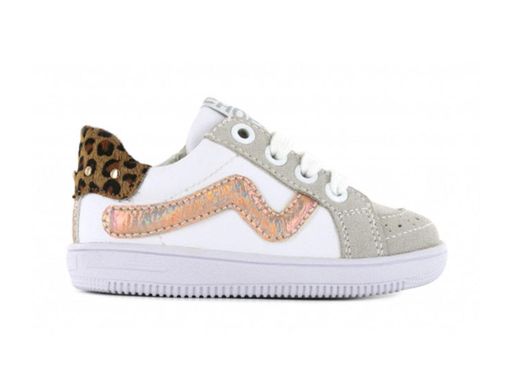 Shoesme Sneakers MU21S015-A Wit-24 maat 24