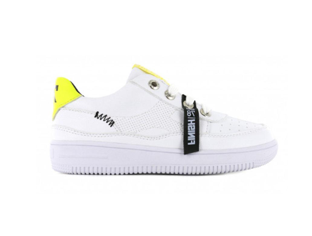 Shoesme Sneakers MU21S020-C Wit-24 maat 24