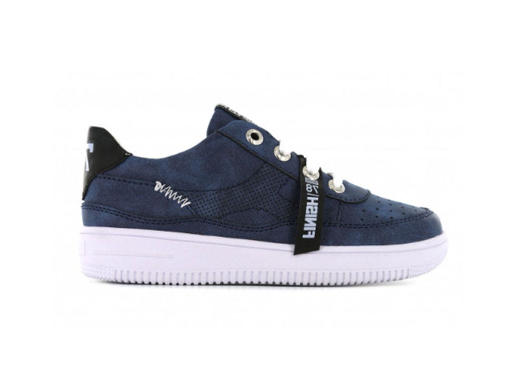 Shoesme Sneakers MU21S020-D Blauw-23 maat 23