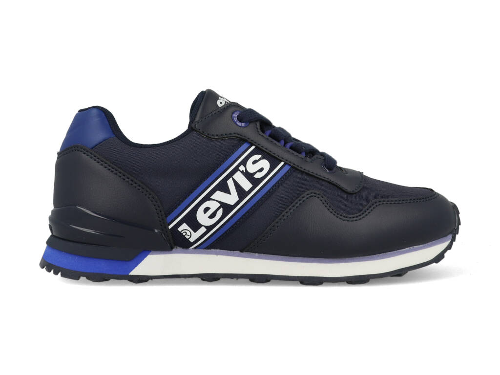 Levi's Sneakers NEW SPRINGFIELD VSPR0061T Blauw maat