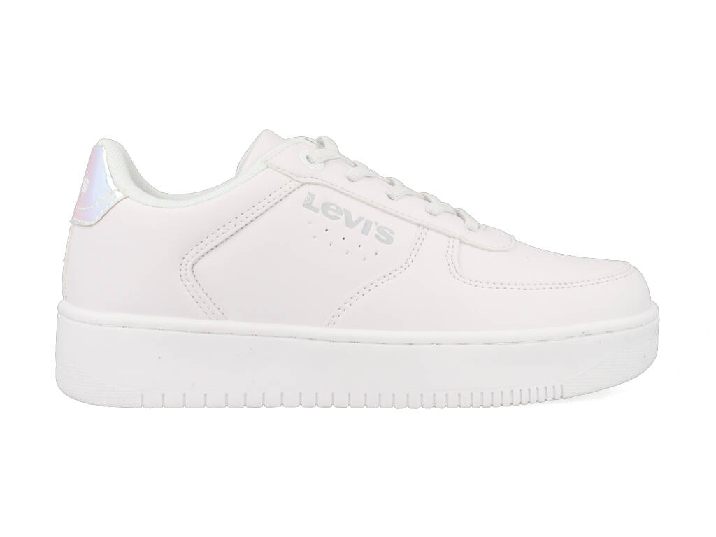 Levi's Sneakers NEW UNION K VUNI0020S Wit maat