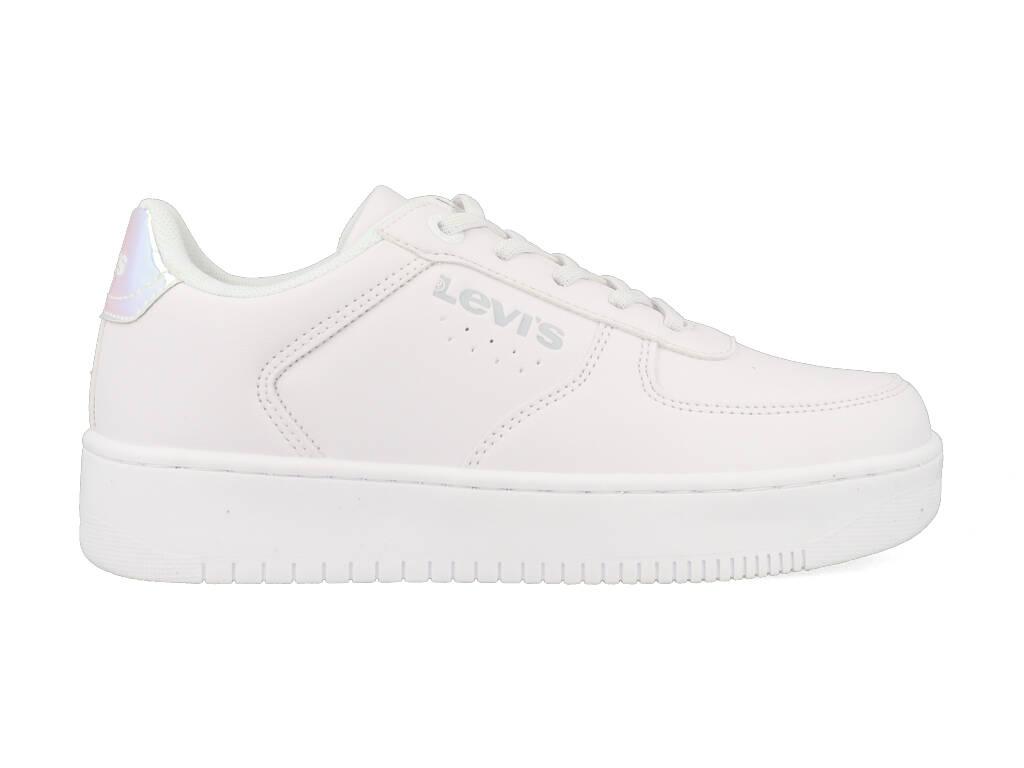 Levi's Sneakers NEW UNION K VUNI0020S Wit-35 maat 35