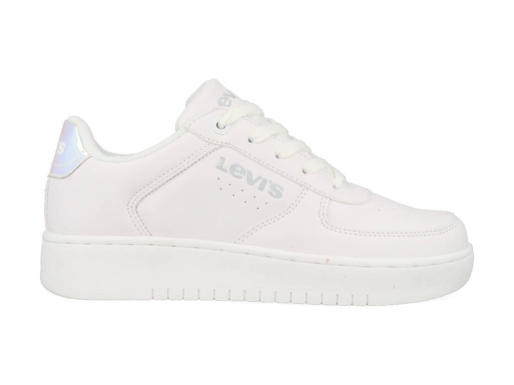 Levi's Sneakers NEW UNION T VUNI0021S Wit maat