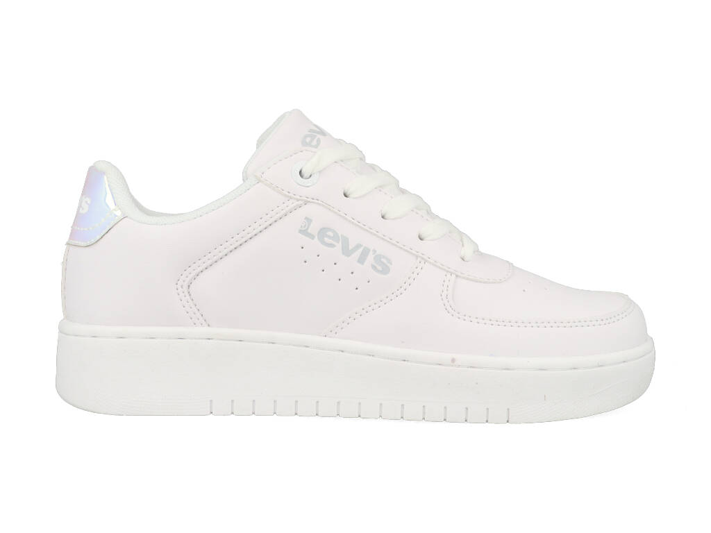 Levi's Sneakers NEW UNION T VUNI0021S Wit