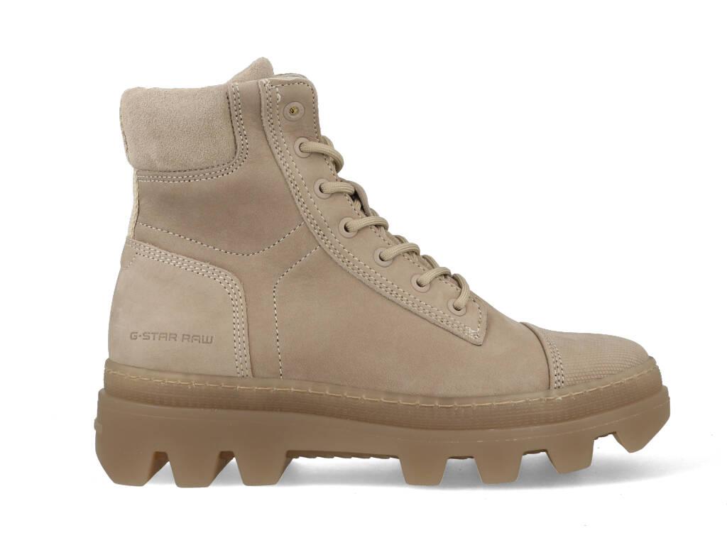 G-star Boot Noxer HGH Nub W 2141020803 Beige-38 maat 38