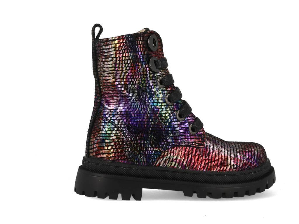 Shoesme Boots NT21W005-C Zwart / Multicolor maat