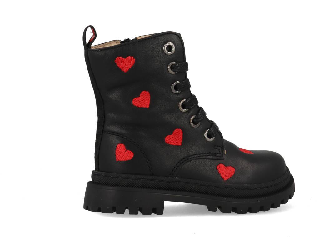 Shoesme Boots NT21W006-A Zwart maat