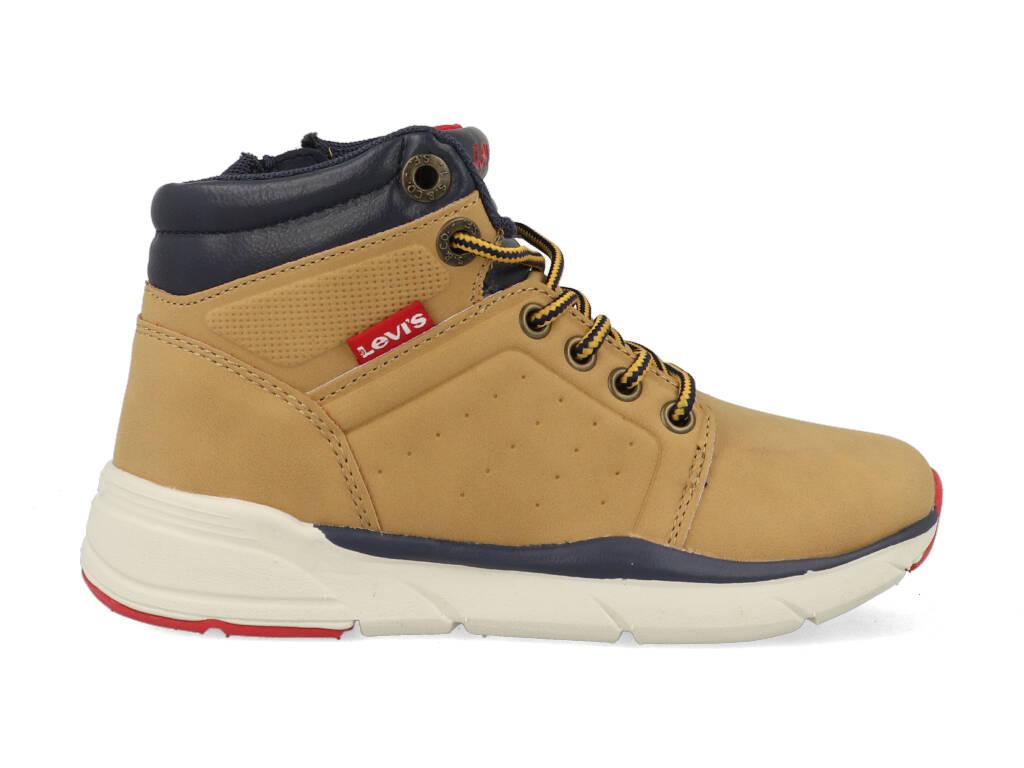 Levi's Sneakers Peak Mid VORE0082S Bruin-28 maat 28