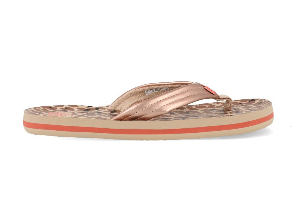 Reef Slippers Ahi Cheetah RF0A3ONLCEE Roze maat