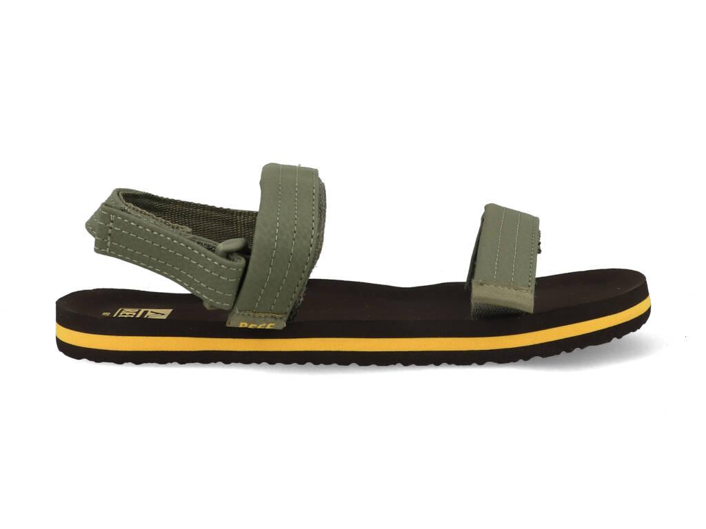 Reef Slippers Ahi Convertible RF0A3VD6BOV Groen maat