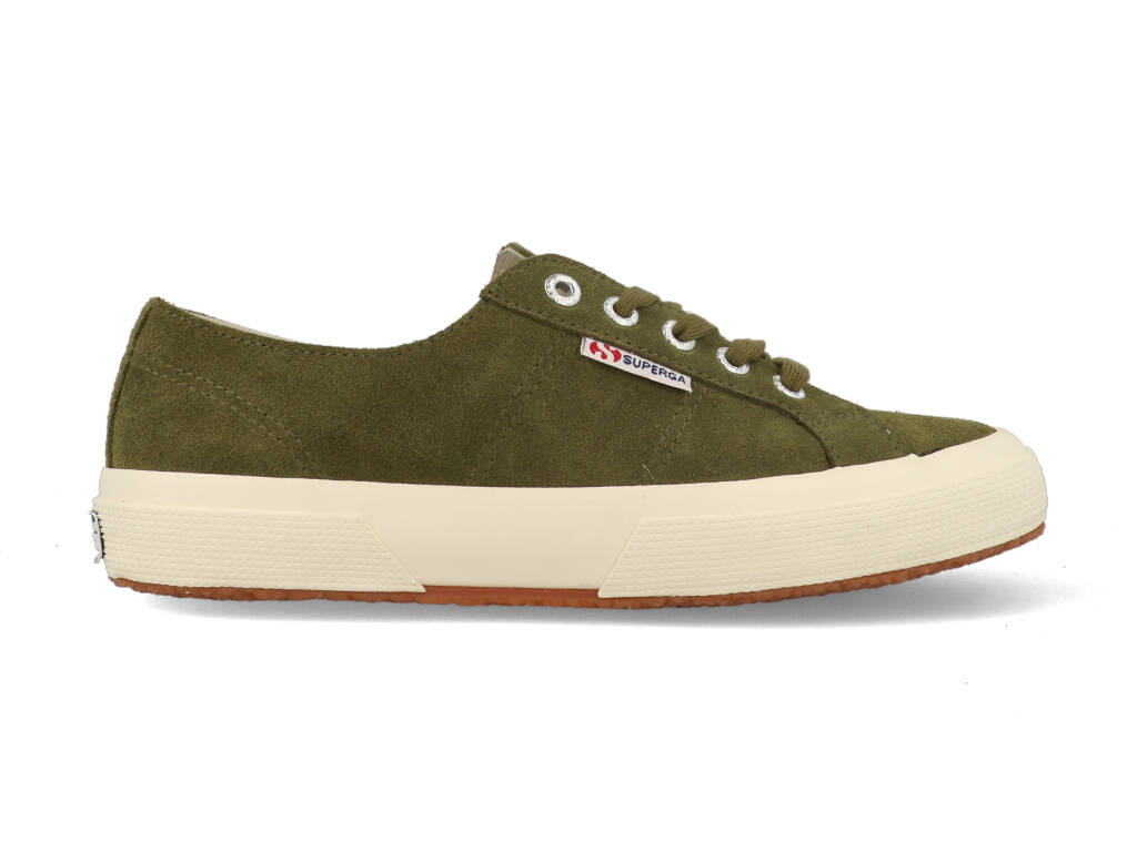 Superga S003SR0 Groen / Off White