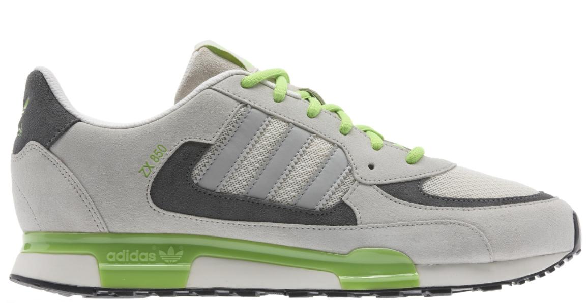 Adidas ZX 850 Groen Q22082