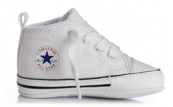 Converse First Star 88877 Wit