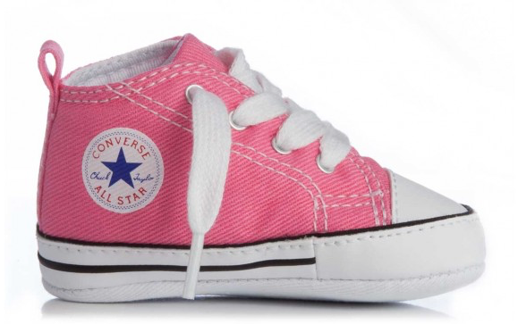 Converse First Star 88871 Roze