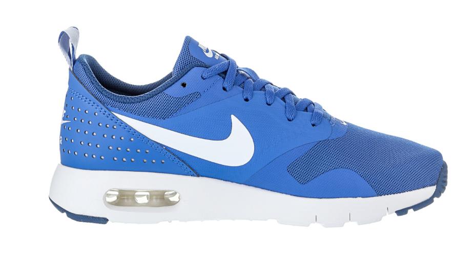 Nike Air Max Tavas 814443-401 Kobalt Blauw maat