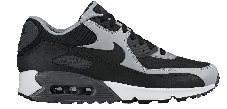 Nike Air Max 90 Essential 537384-053 Grijs Zwart