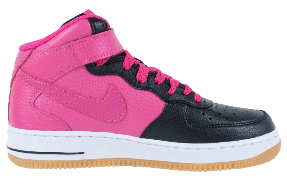 Nike Air Force 1 Mid '07 GS 518218-016 Roze maat