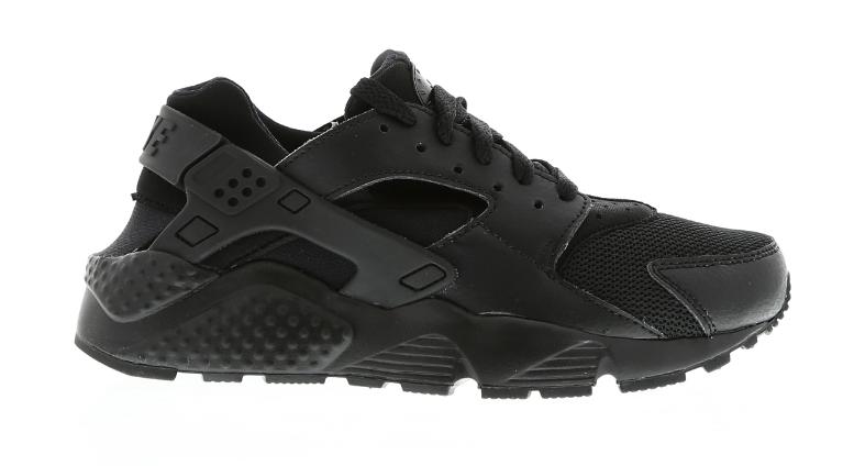 Nike Huarache Run 654275-016 Zwart