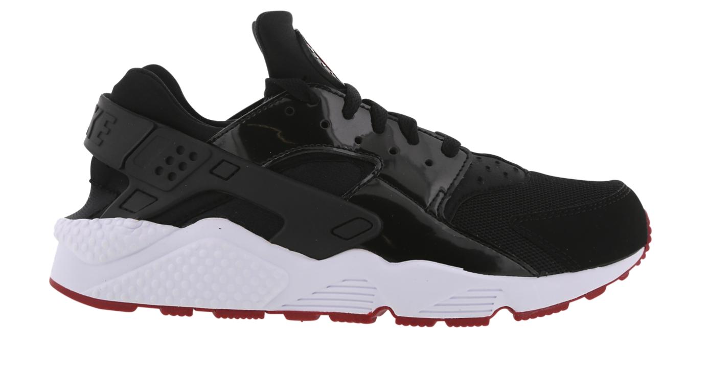 Nike Air Huarache herensneaker zwart