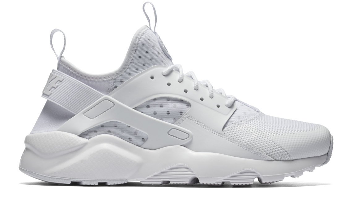 Nike Air Huarache Run Ultra herensneaker wit