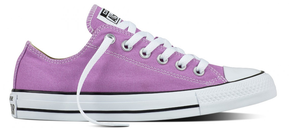 Converse All Stars Special Edition Laag Paars maat