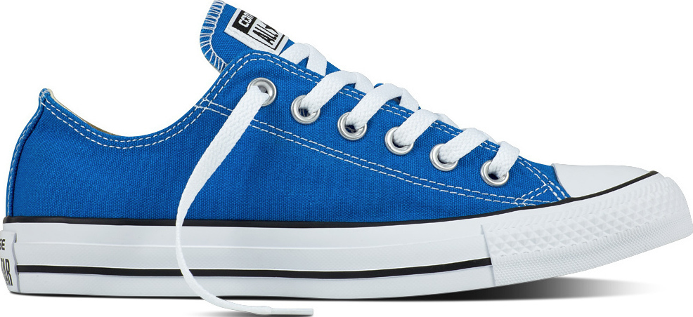 Converse All Stars Special Edition Laag Blauw
