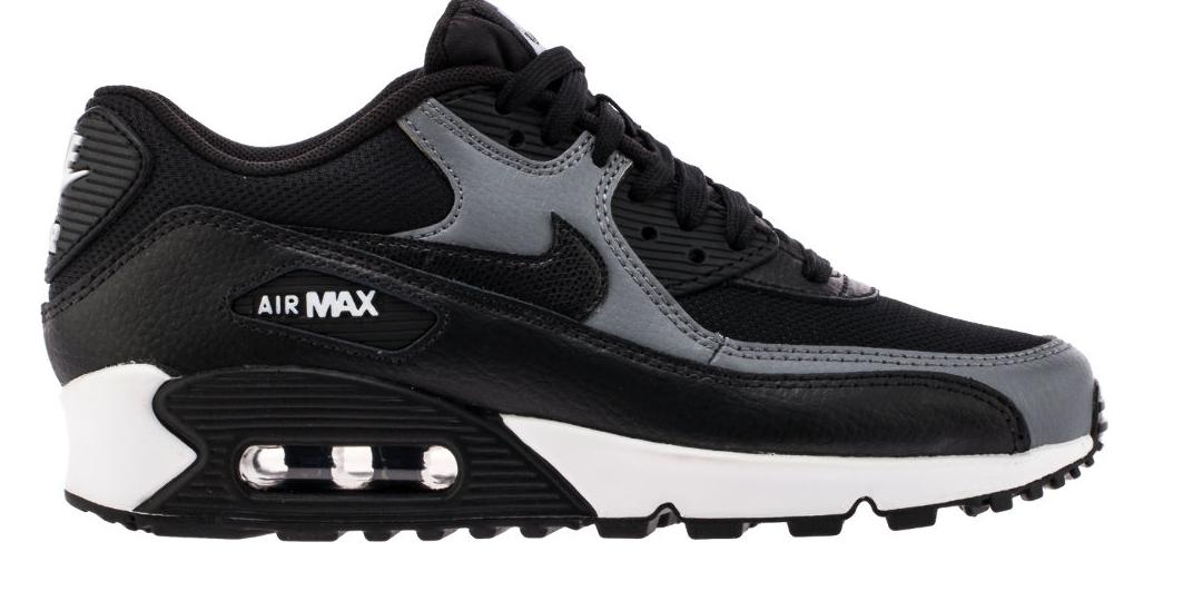 Nike Air Max 90 325213-037 Zwart grijs maat