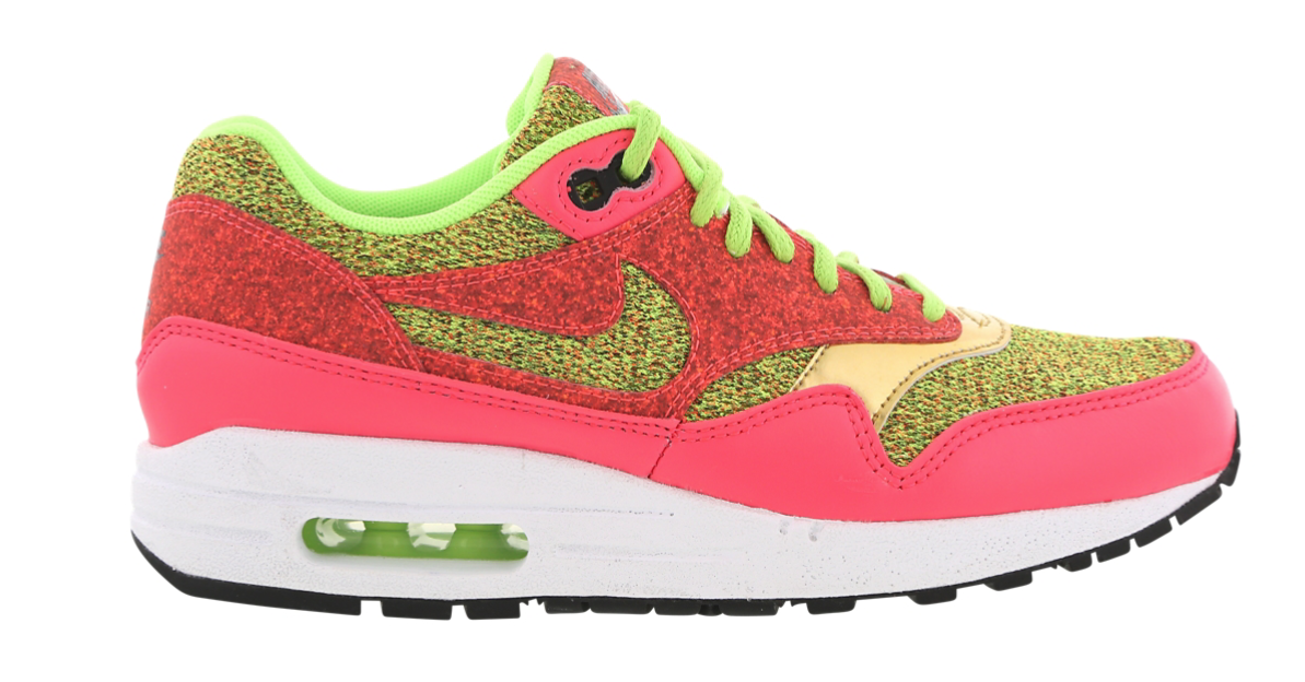 Nike Air Max 1 Special Edition 881101-300 Roze Geel