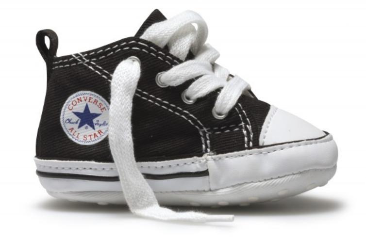 Converse First Star 8J231 Zwart