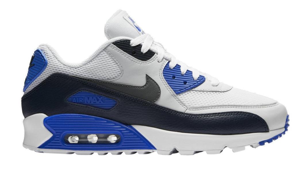 Nike Air Max 90 Essential 537384-421 Blauw