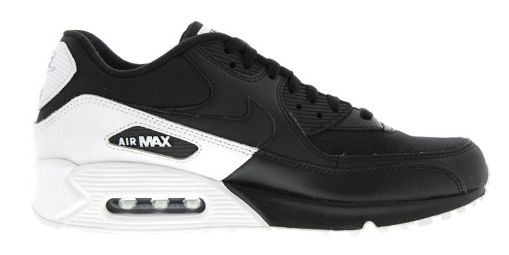 Nike Air Max 90 Essential 537384-082 Zwart Wit