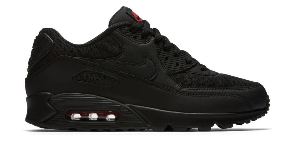 Nike Air Max 90 Essential 537384-084 Zwart maat