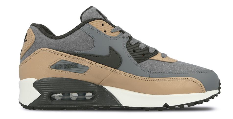 Nike Air max 90 Premium 700155-010 Grijs