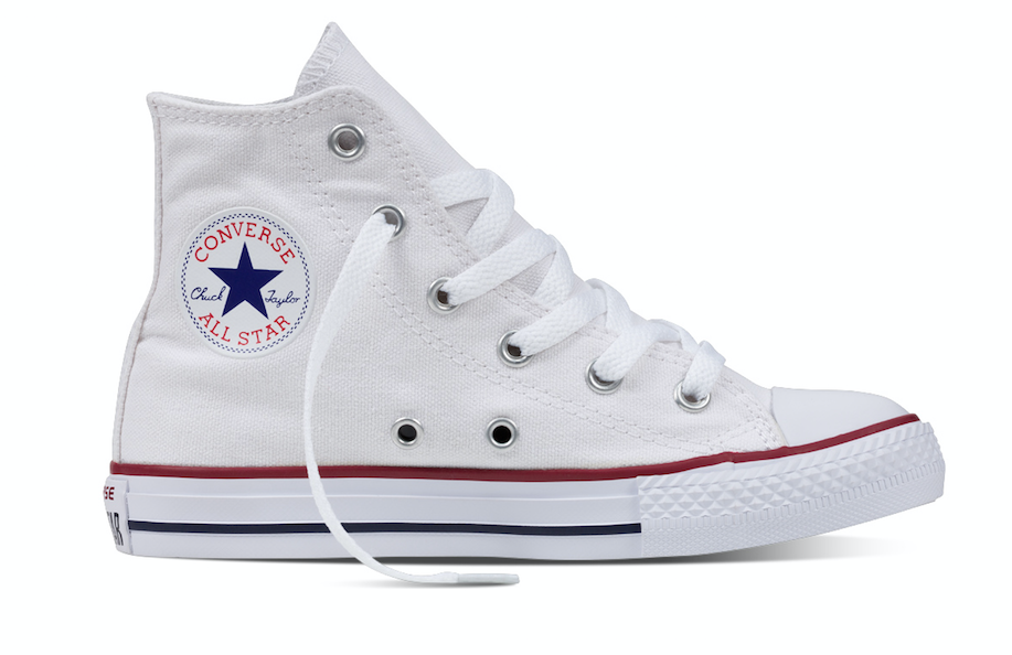 Converse All Stars Hoog 3J253c Wit