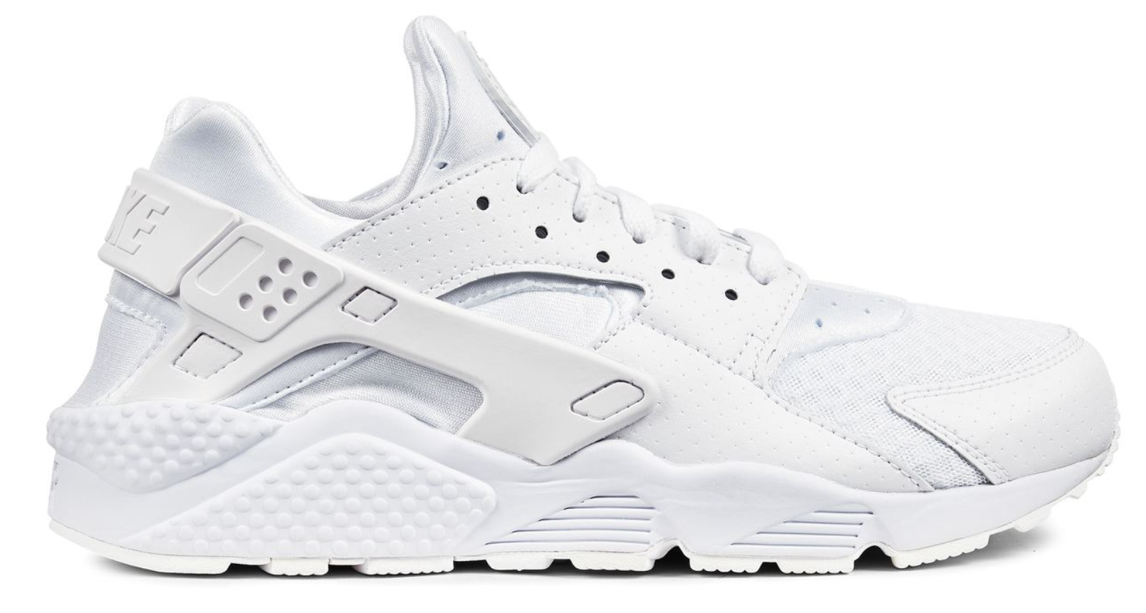 Nike Air Huarache 318429-111 Wit maat